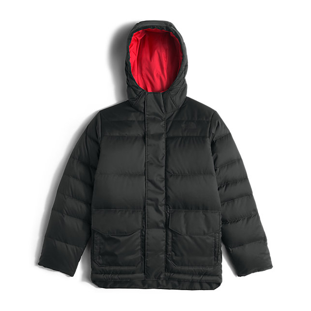 CHEAP NORTH FACE BOYS' HARLAN DOWN PARKA BLACK ONLINE