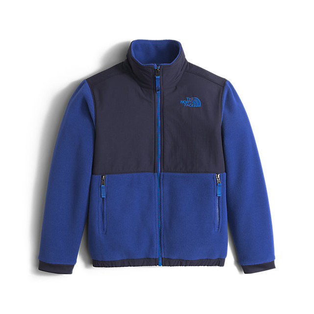 CHEAP NORTH FACE BOYS' DENALI JACKET HONOR BLUE ONLINE