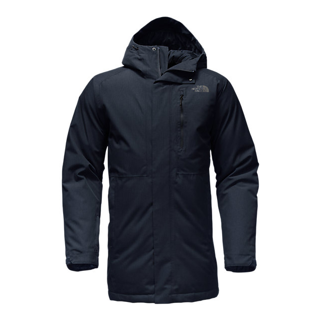 CHEAP NORTH FACE MEN'S MOUNT ELBERT PARKA URBAN NAVY HEATHER ONLINE