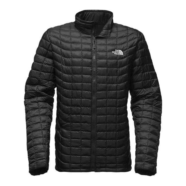 CHEAP NORTH FACE MEN'S THERMOBALL FULL ZIP JACKET - TALL BLACK ONLINE