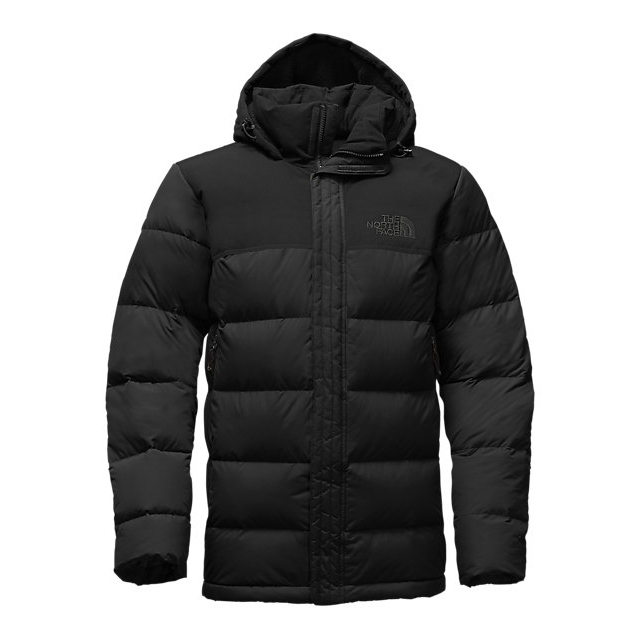 CHEAP NORTH FACE MEN'S NUPTSE RIDGE PARKA BLACK / BLACK ONLINE