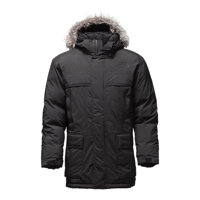 CHEAP NORTH FACE MEN'S MCMURDO PARKA II BLACK ONLINE