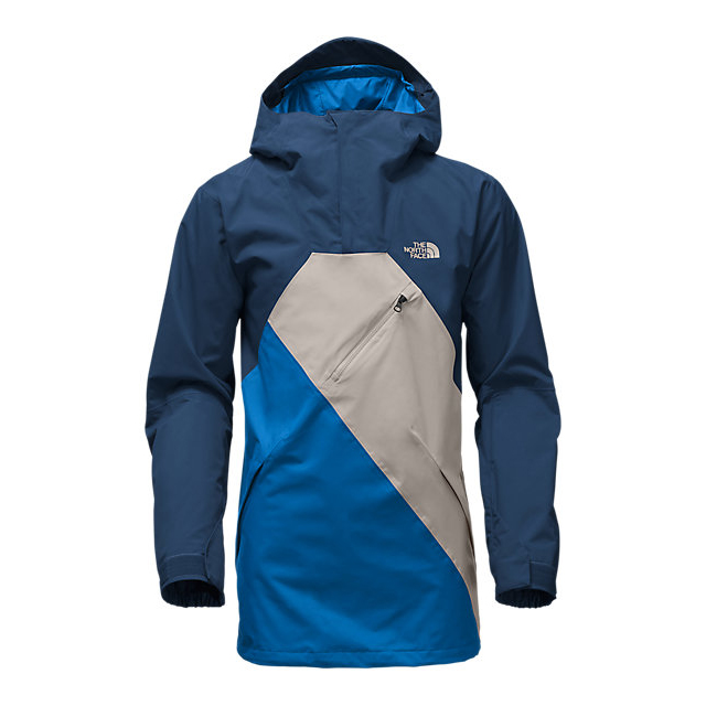 CHEAP NORTH FACE MEN'S DUBS JACKET SHADY BLUE/BOMBER BLUE/CAMPANULA BLUE ONLINE