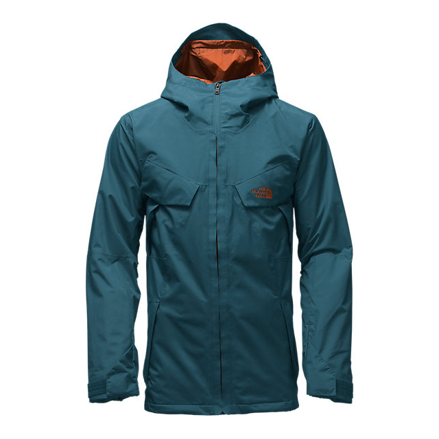 CHEAP NORTH FACE MEN'S BROHEMIA JACKET PRUSSIAN BLUE ONLINE
