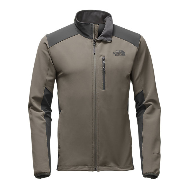 CHEAP NORTH FACE MEN'S APEX PNEUMATIC JACKET FUSEBOX GREY / ASPHALT GREY ONLINE