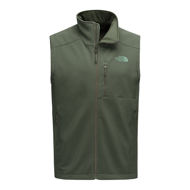 CHEAP NORTH FACE MEN'S APEX BIONIC 4 VEST CLIMBING IVY GREEN ONLINE