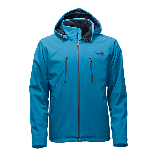CHEAP NORTH FACE MEN'S APEX ELEVATION JACKET BANFF BLUE/BANFF BLUE ONLINE