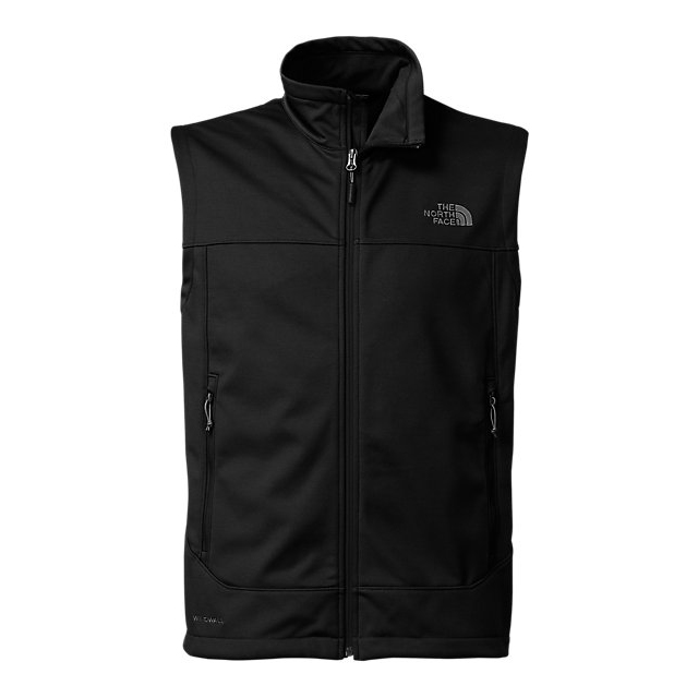CHEAP NORTH FACE MEN'S CANYONWALL VEST BLACK ONLINE