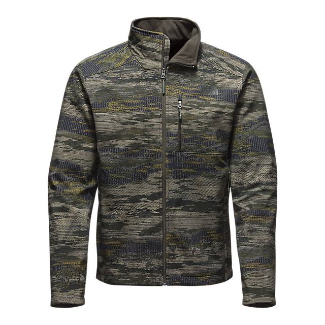 CHEAP NORTH FACE MEN'S APEX BIONIC 2 JACKET - UPDATED DESIGN ROSIN GREEN GLAMO PRINT ONLINE