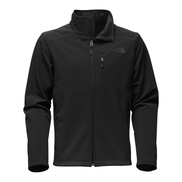 CHEAP NORTH FACE MEN'S APEX BIONIC 2 JACKET - UPDATED DESIGN BLACK / BLACK ONLINE