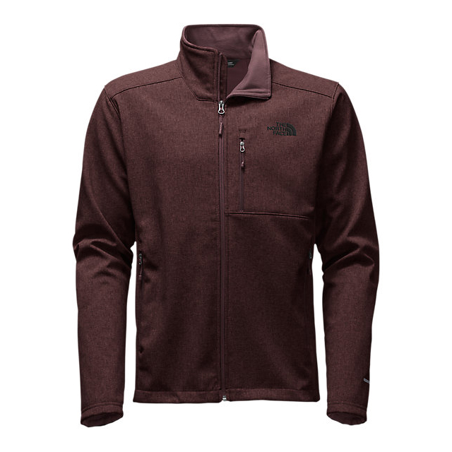 CHEAP NORTH FACE MEN'S APEX BIONIC 2 JACKET - UPDATED DESIGN ROOT BROWN HEATHER/ROOT BROWN HEATHER ONLINE