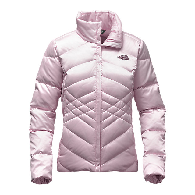 CHEAP NORTH FACE WOMEN'S ACONCAGUA JACKET QUAIL GREY ONLINE