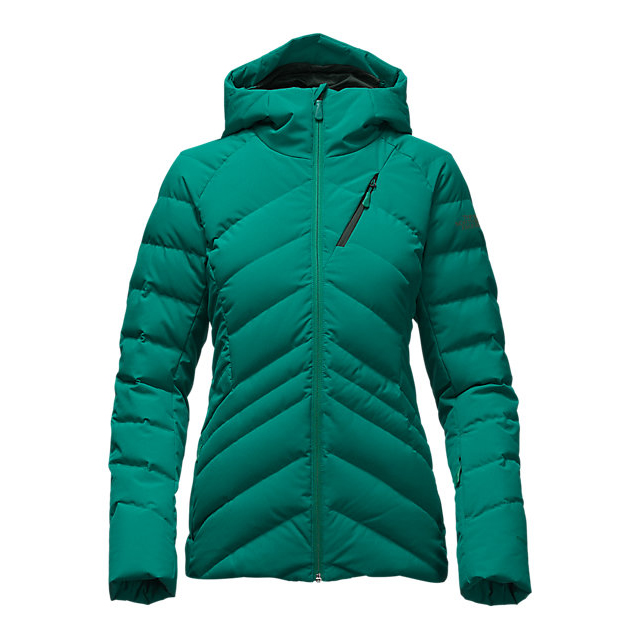 CHEAP NORTH FACE WOMEN'S HEAVENLY JACKET CONIFER TEAL ONLINE