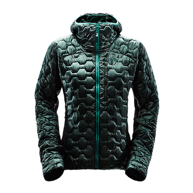 CHEAP NORTH FACE WOMEN'S L4 THERMOBALL MID-LAYER DARKEST SPRUCE ONLINE