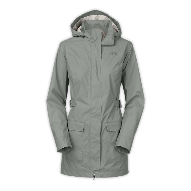 CHEAP NORTH FACE WOMEN'S TOMALES BAY JACKET SEDONA SAGE GREY ONLINE