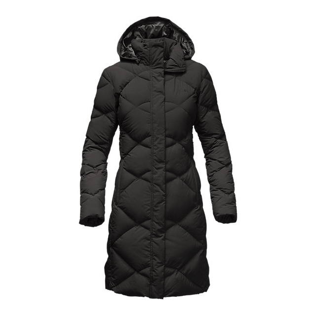 CHEAP NORTH FACE WOMEN'S MISS METRO PARKA BLACK ONLINE