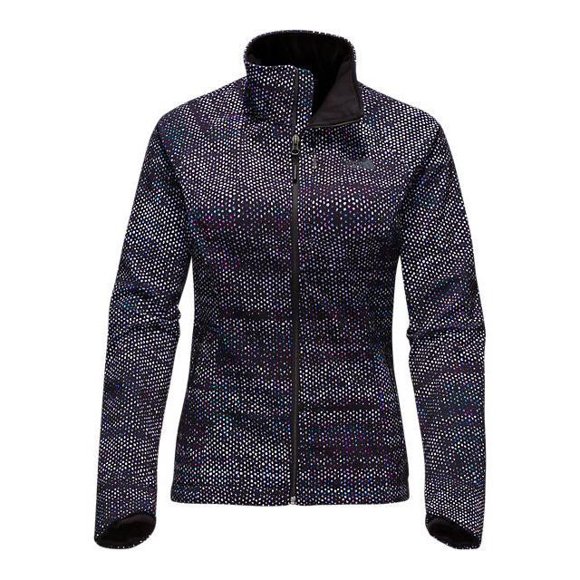CHEAP NORTH FACE WOMEN'S APEX BIONIC 2 JACKET - UPDATED DESIGN BLACK DONEGAL PRINT ONLINE