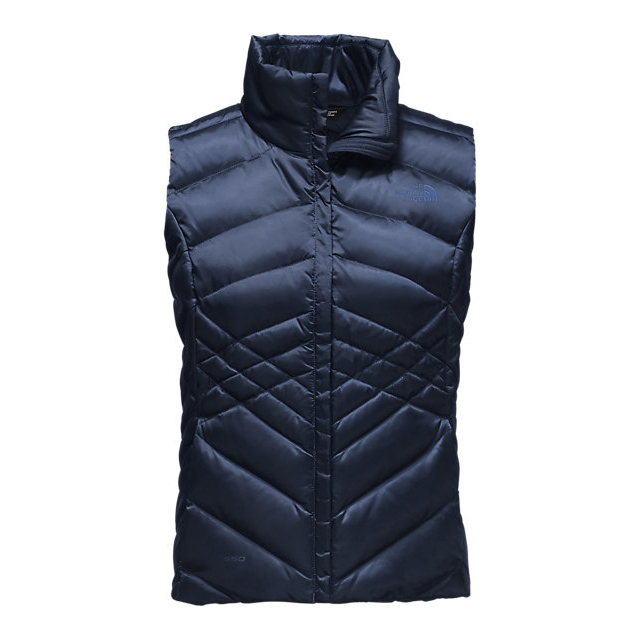 CHEAP NORTH FACE WOMEN'S ACONCAGUA VEST COSMIC BLUE ONLINE